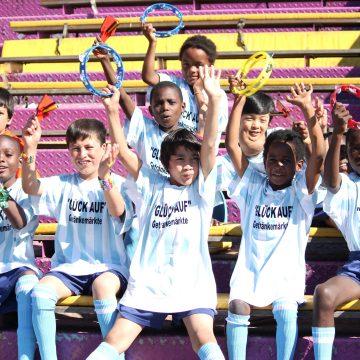 ドイツ国際平和村サッカートーナメント!