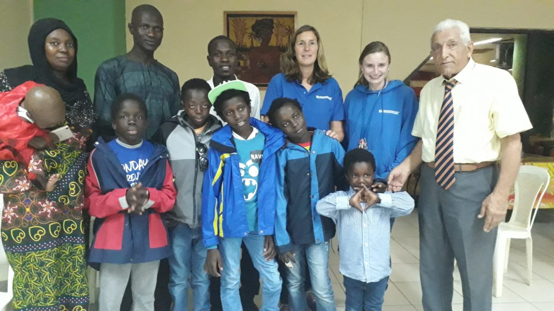 12回目のガンビア援助