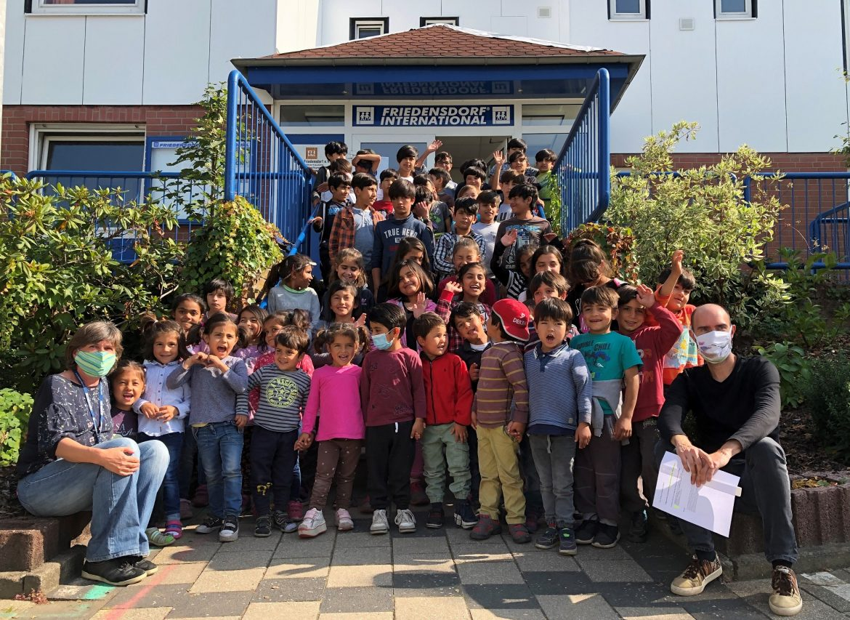 56人の子どもたちがアフガニスタンへ帰国!