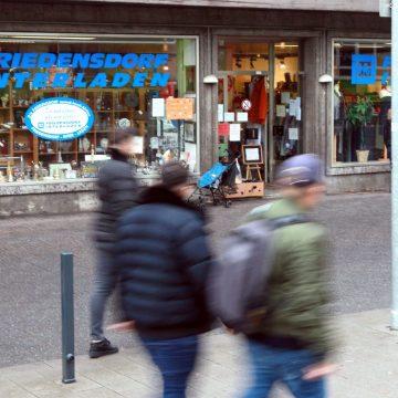 ドイツ国際平和村のセカンドハンドショップ1号店の開店から25年