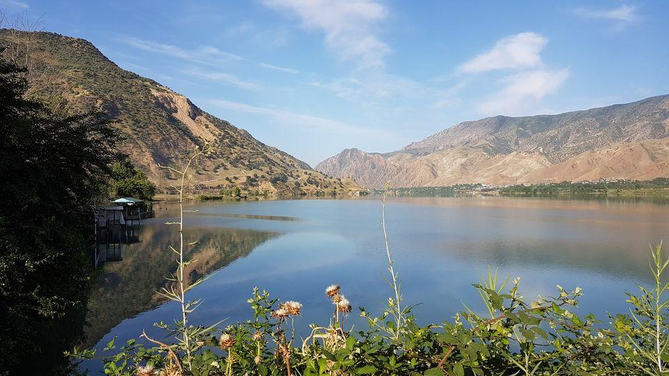 タジキスタンとキルギス間の衝突