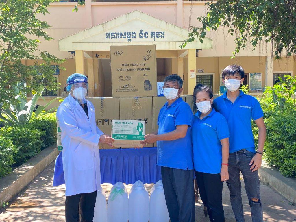 カンボジア・現地プロジェクト活動